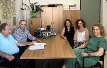 Συναντήσεις του κ. Νίκου Καραγιάννη με τις Διευθύνσεις των Περιφερειακών Ενοτήτων Θεσσαλίας