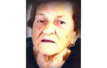 Απεβίωσε σε ηλικία 84 ετών η Παρασκευή Μπλάνη