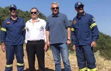 Σε ετοιμότητα Δήμος Σοφάδων και Πυροσβεστική – Επιθεώρηση στο δασικό οδικό δίκτυο