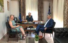 Συνάντηση της «Πανθεσσαλικής Στέγης» με τον Δήμαρχο Μουζακίου