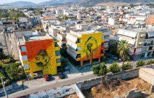 URBANACT: Ένα δίπτυχο έργο τοιχογραφιών αφιερωμένο στα αδέσποτα