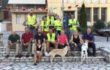 Ολοκληρώθηκε με επιτυχία η δράση «Ποδηλατώντας για τα αδέσποτα» στο Δήμο Μουζακίου