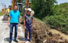 Αντιπλημμυρικά έργα στην ΤΚ Μακρυχωρίου
