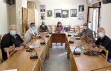 Συνεδρίαση της διαπαραταξιακής επιτροπής «Καραϊσκάκεια 2021»