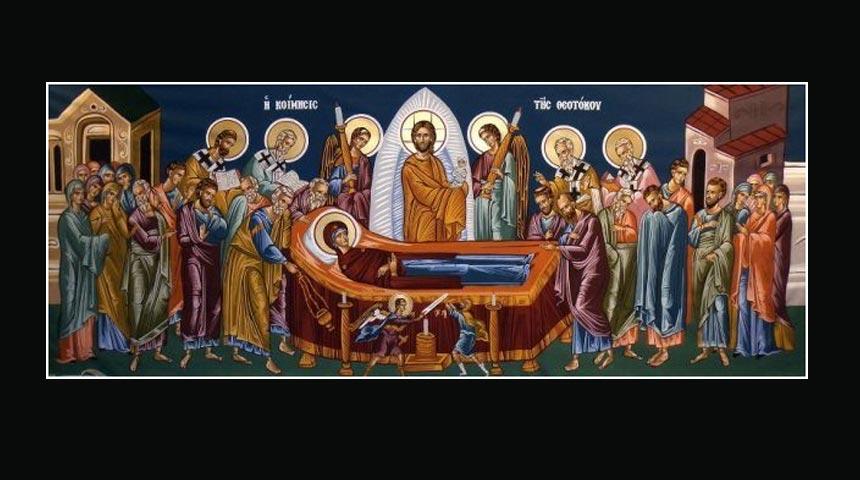Τα Εγκώμια και ο Επιτάφιος της Παναγίας – Ένα καινοφανές έθιμο της «φολκλορικής» Ορθοδοξίας.