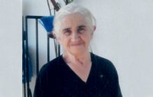 Έφυγε από τη ζωή Παναγιώτα Μαγαλιού σε ηλικία 99 ετών