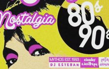 Party 80's & 90's στο Coffee and Night Club