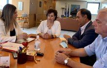 Συνάντηση στο Υπουργείο Παιδείας για το Ειδικό Σχολείο Καρδίτσας