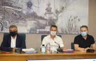 Σημεία τοποθέτησης του Περιφερειάρχη Θεσσαλίας Κώστα Αγοραστούστο Περιφερειακό Συμβούλιο