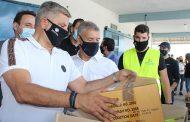 Αποστολή αγάπης και αλληλεγγύης στους πλημμυροπαθείς της Καρδίτσαςαπό την Περιφέρεια Αττικής