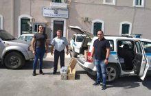 Αστυνομικοί της Ιεράπετρας πρόσφεραν είδη πρώτης ανάγκης σε Καρδίτσα και Φάρσαλα μέσω του ΙΣΤΟΥ