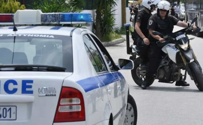Εξιχνιάστηκε άμεσα περίπτωση ανθρωποκτονίας σε βάρος ατόμου στη Λάρισα