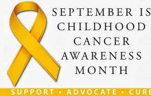 Σεπτέμβριος - Μήνας ευαισθητοποίησης για τον καρκίνο της παιδικής ηλικίας
