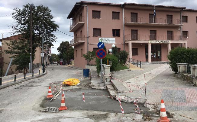 Δήμος Μουζακίου: Νέες κυκλοφοριακές ρυθμίσεις στο Μουζάκι