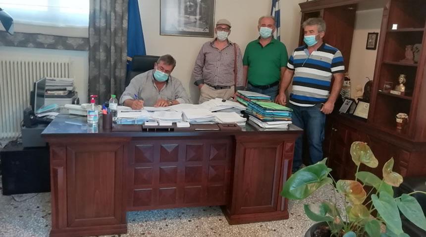 Δήμος Πύλης: Συντήρηση - κατασκευή τεχνικών υποδομών στην Δημοτική Ενότητα Πινδέων