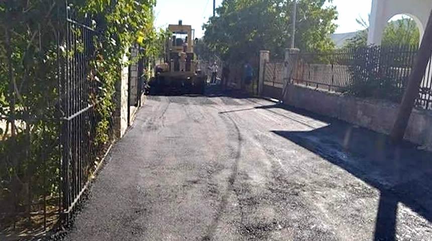 Δήμος Μουζακίου: Βελτίωση υποδομών οδοποιίας στις Τοπικές Κοινότητες