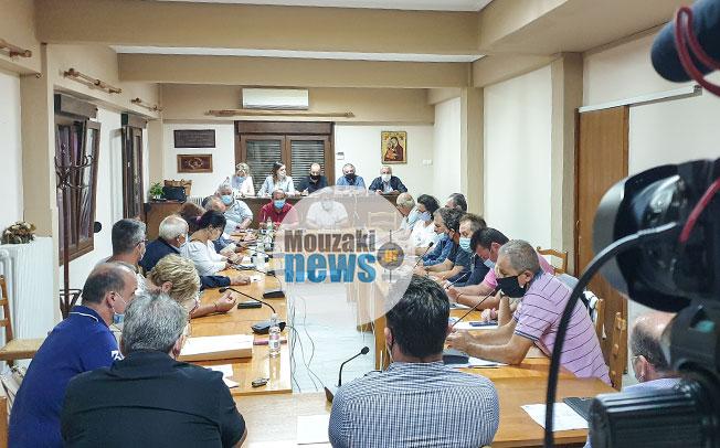 Δείτε το Δημοτικό Συμβούλιο που πραγματοποιήθηκε την Πέμπτη 24 Σεπτεμβρίου 2020
