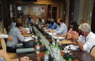 Σύσκεψη στο Επιμελητήριο Καρδίτσας με τον ΓΓ Οικονομικών και τους Βουλευτές του Νομού