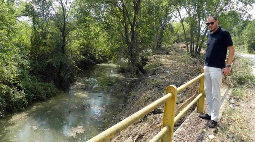 Ενίσχυση αντιπλημμυρικής προστασίας στην ΤΚ Αμπέλου