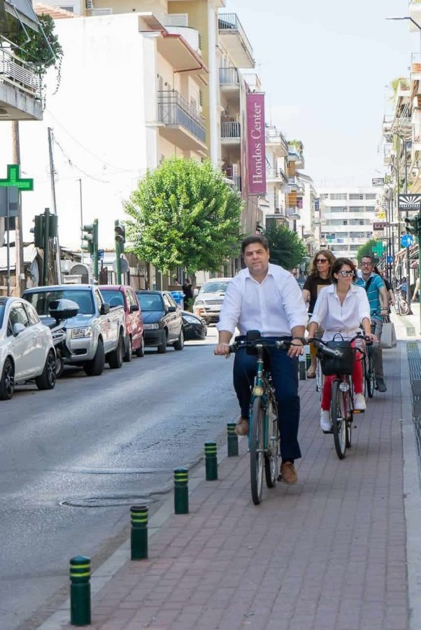 Με μεγάλη επιτυχία οι εκδηλώσεις της Ευρωπαϊκής Εβδομάδας Κινητικότητας - Ο γύρος του κόσμου με ποδήλατο και γρίφο