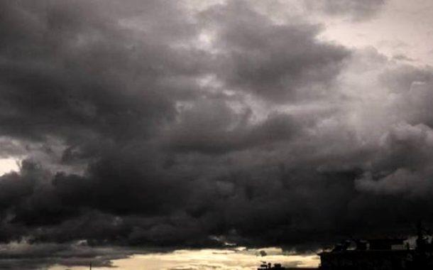 Δελτίο Πρόγνωσης Καιρού για τη Θεσσαλία με τοπικές βροχές και καταιγίδες