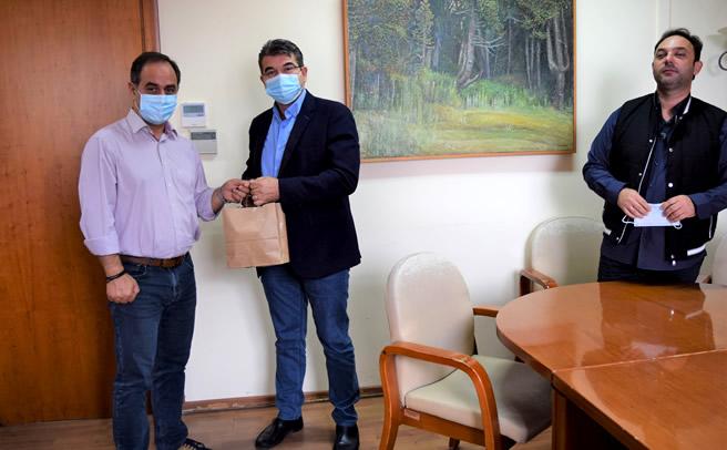Αποστολή βοήθειας από την Καλαμάτα στο Δήμο Καρδίτσας