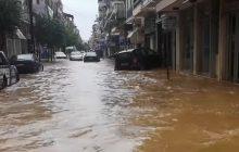 Έργα αποκατάστασης από το φαινόμενο «Ιανός» ύψους 150 εκ. € στην περιοχή της Θεσσαλίας και αντιπλημμυρικά έργα παραχωρήσεων