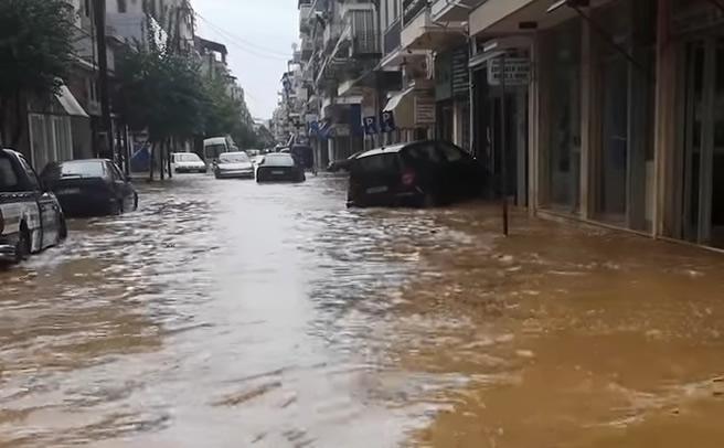 Μέτρα για εργαζομένους και επιχειρήσεις που επλήγησαν από τις πλημμύρες