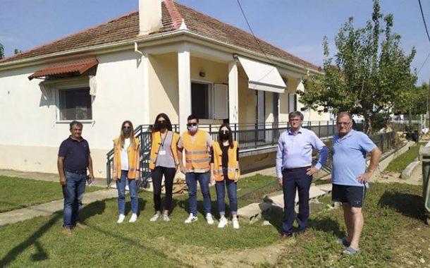 Δήμος Σοφάδων: Καταγραφές ζημιών - ΕΛΓΑ