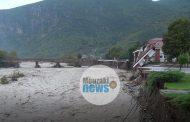 Αμοντάριστα πλάνα μετά την καταστροφική πλημμύρα στο Μουζάκι