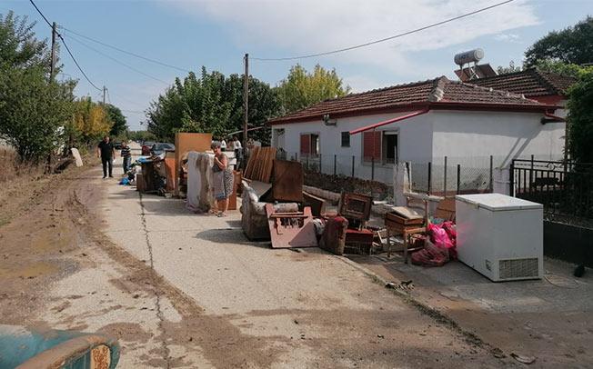 ΔΗΜΟΣ ΜΟΥΖΑΚΙΟΥ: Ανακοίνωση για κατεστραμμένες οικοσκευές