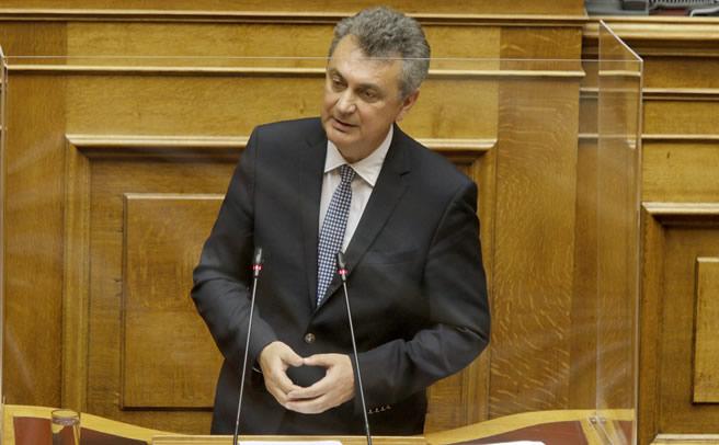 Παρέμβαση Κωτσού σε Θεοδωρικάκο για παράταση προθεσμίας δήλωσης τετραγωνικών στου Δήμους του Ν. Καρδίτσας