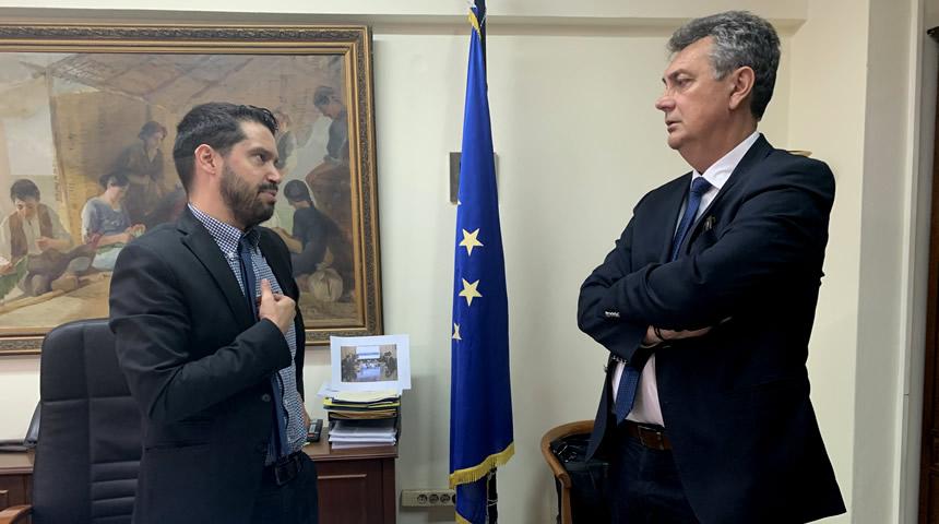 Γ. Κωτσός: Υπερδέσμευση 2,9 εκατ. Ευρώ ενέκρινε το ΥΠ.Α.Α.Τ. για το Leader στο Ν. Καρδίτσας