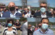 Δηλώσεις Κ. Τσιάρα, Γ. Κωτσού, Ασ. Σκόνδρα, Δημ. Παπαστεργίου στην κάμερα του mouzakinews για τις καταστροφές