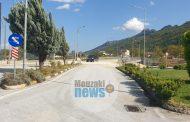 Αποκαταστάθηκε η πρόσβαση της νέας γέφυρας του Μουζακίου (BINTEO)