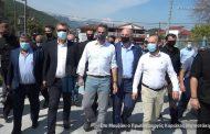 Σε Καρδίτσα και Μουζάκι ο Πρωθυπουργός Κυριάκος Μητσοτάκης (video)