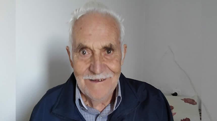 Έφυγε από τη ζωή σε ηλικία 91 ετών ο Κωνσταντίνος Μπαλατσούκας