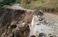 Καταστροφές σε Οξυά - Tρυγόνα - Κρυοπηγή
