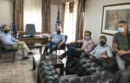 Τις πληγείσες περιοχές που έπληξε η κακοκαιρία επισκέφτηκαν ο Πρόεδρος ΚΕΔΕ κ. Δημ. Παπαστεργίου και ο Πρόεδρος ΠΕΔ Θεσσαλίας κ. Θαν. Νασιακόπουλος