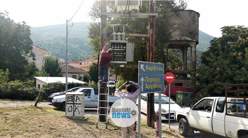 Αποκαταστάθηκε το ρεύμα στο Μαυρομμάτι