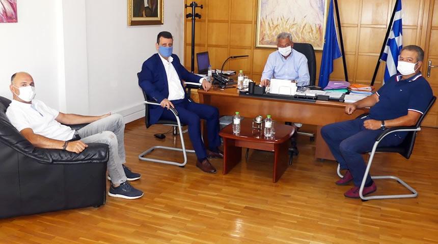Αγαστή συνεργασία Δήμου Σοφάδων και Δ/νσης Δευτεροβάθμιας Εκπαίδευσης ΠΕ Καρδίτσας