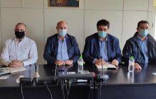 Τοποθέτηση του Υπουργού Δικαιοσύνης Κώστας Τσιάρα στη σύσκεψη αυτοδιοικητικών φορέων της Καρδίτσας με το κυβερνητικό κλιμάκιο