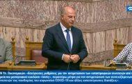 Ο Υπουργός Δικαιοσύνης Κ. Τσιάρας απαντά στον Αλ. Τσίπρα για τις καταστροφές