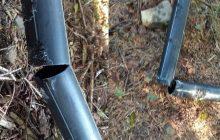 Δολιοφθορά στην ύδρευση της ΤΚ Βαθυλάκκου στο Δήμο Σοφάδων – Έκοψαν σωλήνες με σιδεροπρίονο