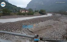 Επιβεβαιώθηκαν οι προβλέψεις της Εθνικής Μετεωρολογικής υπηρεσίας για τοπικές βροχές και σποραδικές καταιγίδες στη Θεσσαλία.