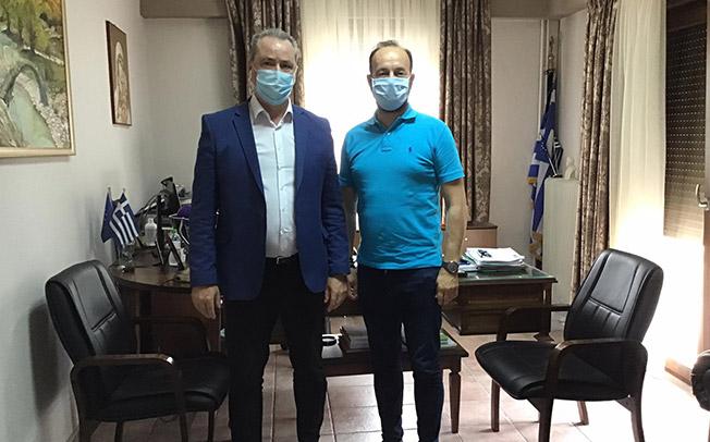 Δήμος και ΔΕΥΑΚ Κατερίνης: Αποστολή αλληλεγγύης στο Δήμο Μουζακίου