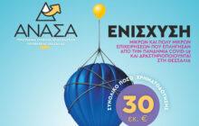 Με πρόγραμμα ΑΝΑΣΑ η Περιφέρεια Θεσσαλίας δίνει ρευστότητα σε μικρές επιχειρήσεις και στηρίζει θέσεις εργασίας