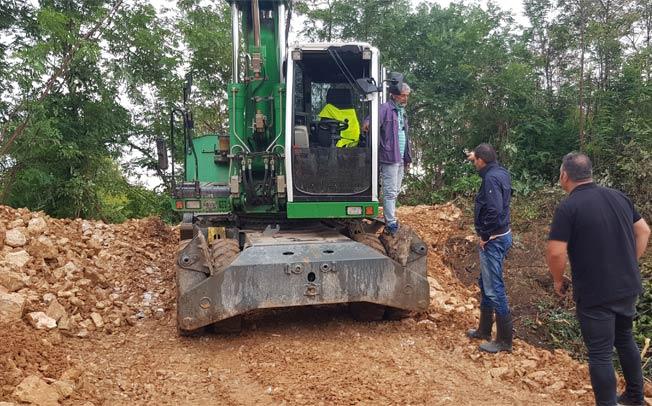 Νέες παρεμβάσεις επισκευής και ενίσχυσης αναχωμάτων από την Π.Ε Καρδίτσας