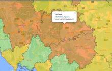 Τρίκαλα: Στο επίπεδο 3 για τον κορονοϊό - Αναλυτικά τι ισχύει