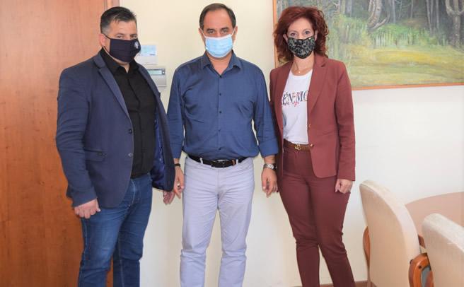 Ο Δήμος Εορδαίας στο πλευρό των πληγέντων Καρδιτσιωτών